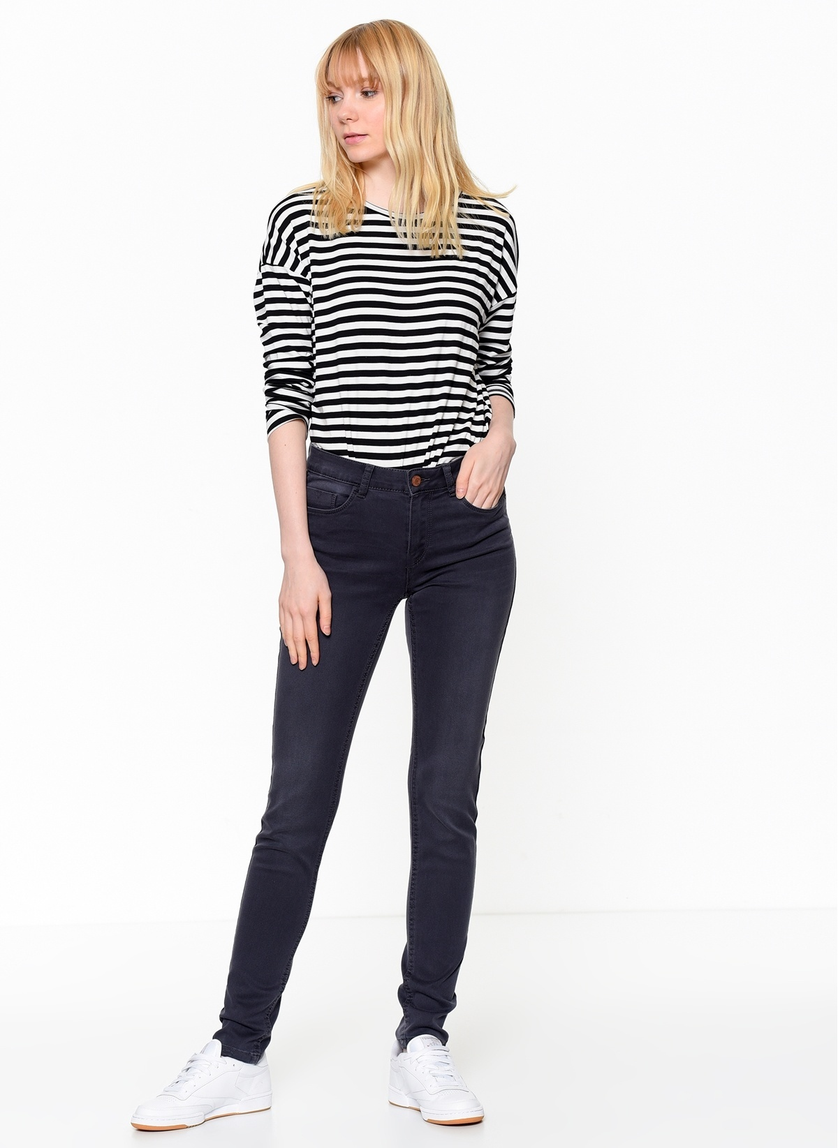 Vero Moda Jean Pantolon | Lucy – Skinny 10166657 Nmextreme Lucy Nw Soft Jeans D – 39.9 TL